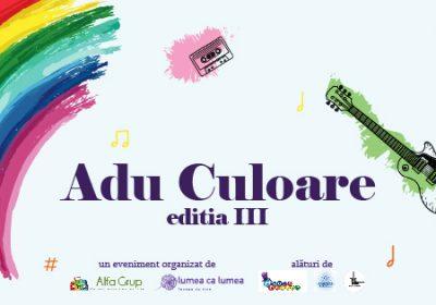 Adu Culoare - cover